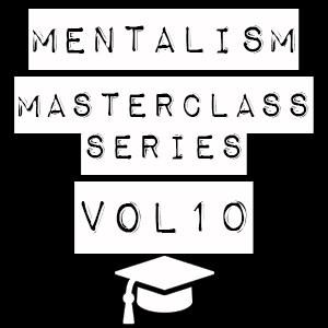 Mentalism Masterclass X – Observational Mentalism