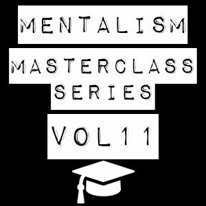 Mentalism Masterclass XI – Hypno Effects