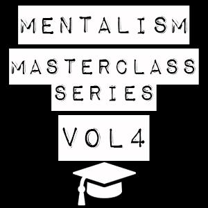 Mentalism Masterclass IV – Billets