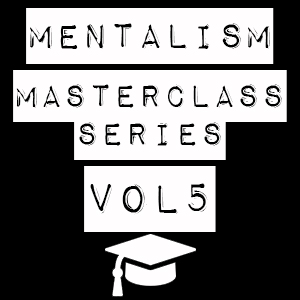 Mentalism Masterclass V – Drawing Duplications