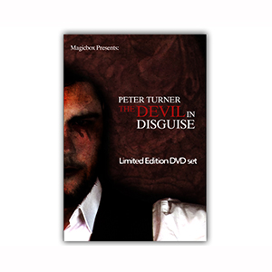 Devil in Disguise 1 Limited Edition – Peter Turner