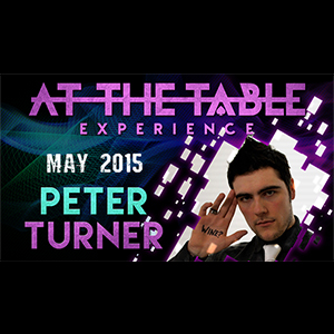 At The Table – Peter Turner