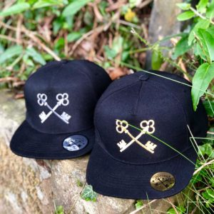 Black SoulBack – Gold Logo