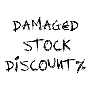 Damaged Stock (Discounted Price)