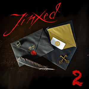 Jinxed 2 – Peter Turner