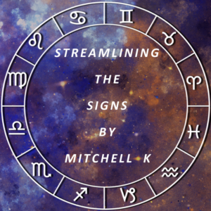 Streamlining the Signs – by Mitchell K